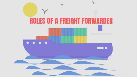 Roles of a freight forwarder in pakistan